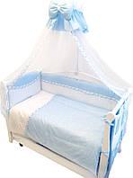 Детская постель Twins magic sleep M-001 (8 элементов)