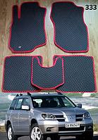 Коврики на Mitsubishi Outlander '03-07. Автоковрики EVA