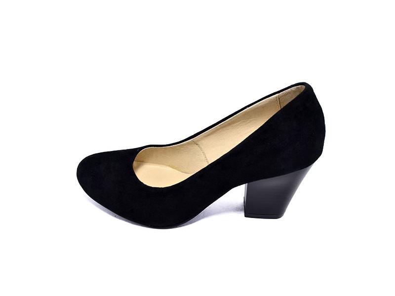 Женские туфли с нат. кожи Crisma 410 Black р. 36 37 38   продажа ... 1d7a14ea14d