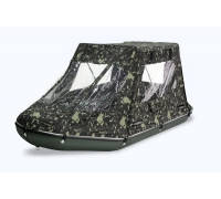 Палатка-тент на надувные лодки ПВХ Барк В-300/N/P/NP, ВТ-270