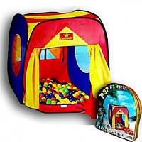 Палатка детская игровая Домик M 0507 (3516)