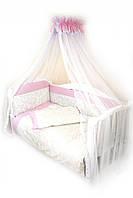 Детская постель Twins Evolution А-009 Снежная королева (7 элементов) + БЕСПЛАТНАЯ ДОСТАВКА