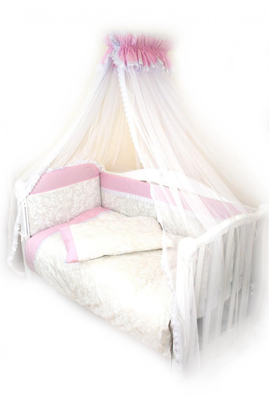 Детская постель Twins Evolution А-009 Снежная королева (7 элементов) +  БЕСПЛАТНАЯ ДОСТАВКА 4308e61b8a7ec