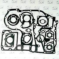 Набор прокладок двигателя Д-65, ЮМЗ (малый) поранит 0,8 мм.