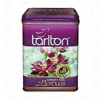 Чай Tarlton Лотос  250 гр ж/б