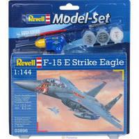 """Пластиковая сборная модель самолета  """" F-15E Strike Eagle """" Revell ( RV63996 )"""