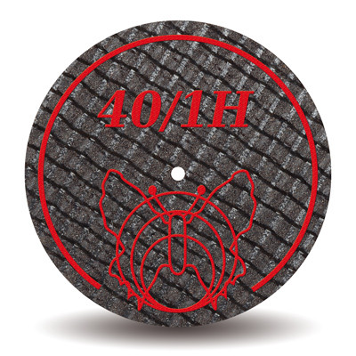 Отрезные диски армированные стекловолокном 40х1мм Н (Motyl, Мотыль, Бабочка)