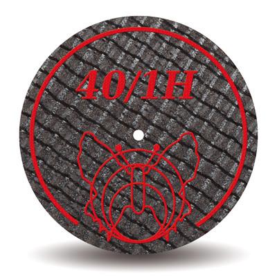 Отрезные диски армированные стекловолокном 40х1мм Н (Motyl, Мотыль, Бабочка) NaviStom
