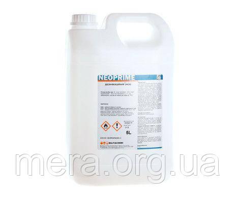Дезинфекционное средствоNeoprime, 5 литров, фото 2