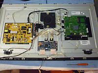 Платы от LED TV Philips 40PFL5007_12 поблочно, в комплекте (матрица нерабочая)., фото 1