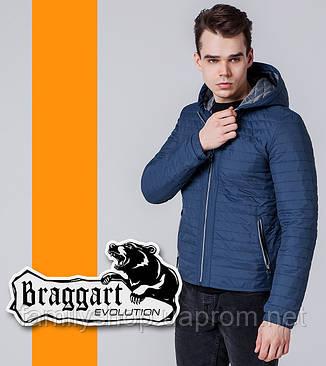Braggart Evolution 1295   Ветровка мужская синяя, фото 2