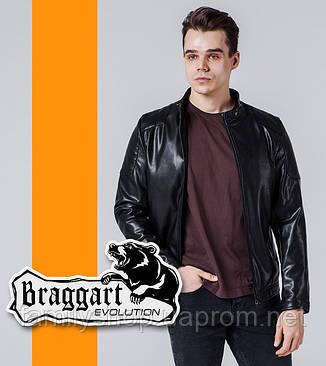 Braggart Evolution 1735 | Мужская ветровка черная, фото 2