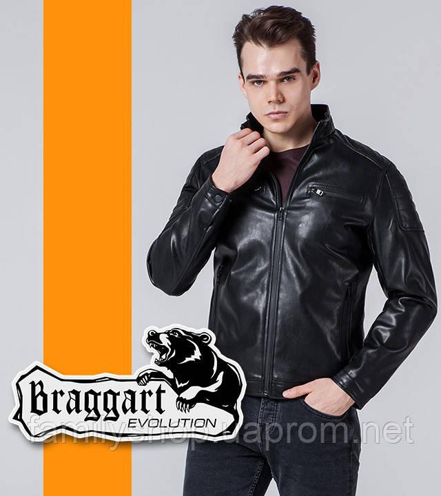 Braggart Evolution 1638 | Мужская ветровка черная