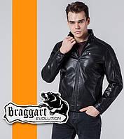 Braggart Evolution 1638   Мужская ветровка черная
