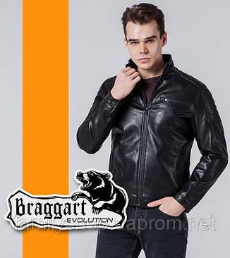 Braggart Evolution 1638 | Мужская ветровка черная, фото 2