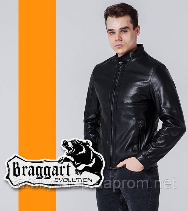 Braggart Evolution 1760 | Мужская ветровка черная