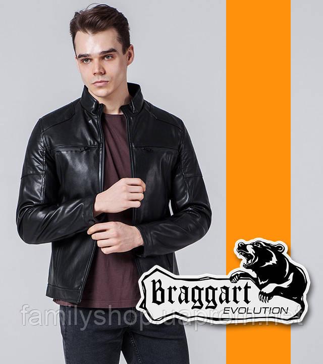 Braggart Evolution 1706 | Мужская ветровка черная