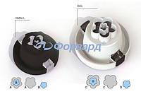 "TAG03/C Набор форм для выпечки ""цветок"" Silikomart (2 шт)"