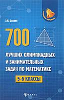 Математика. 5-6 классы. 700 лучших олимпиадных и занимательных задач