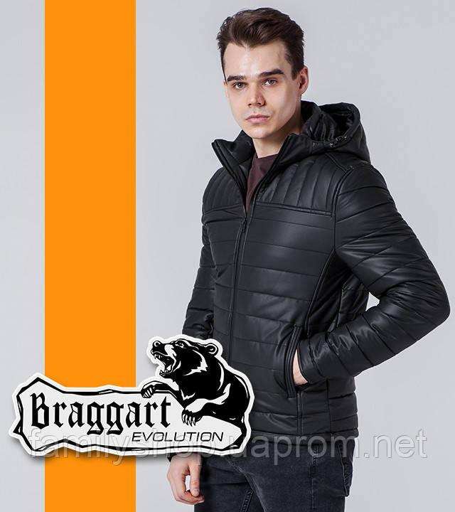 Braggart Evolution 7024 | Мужская ветровка черный