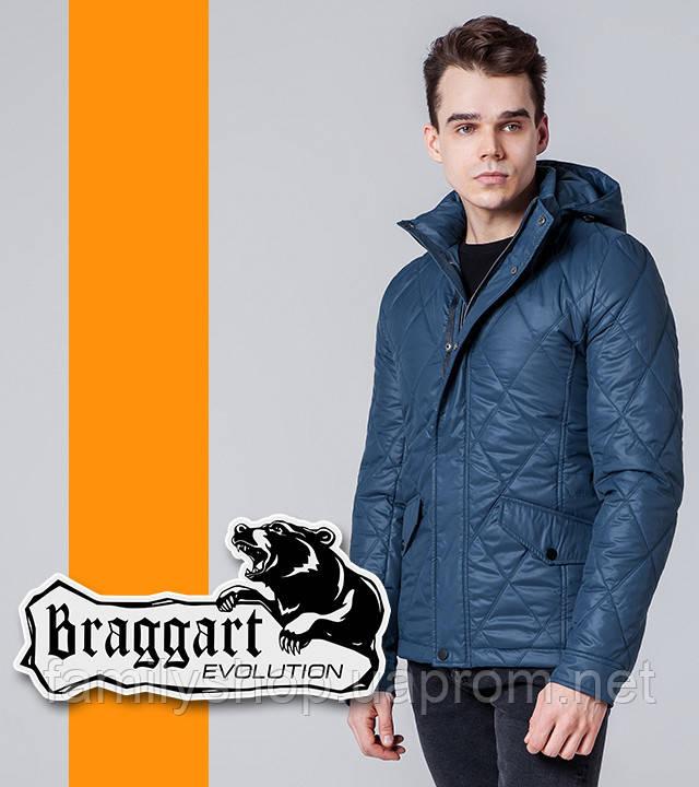 Braggart Evolution 1489   Мужская ветровка индиго