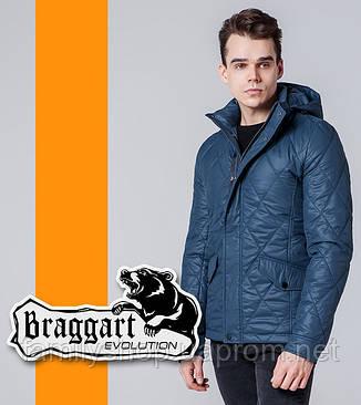 Braggart Evolution 1489   Мужская ветровка индиго, фото 2