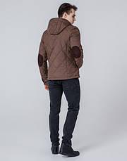 Braggart Evolution 1268 | Мужская ветровка коричневая, фото 3