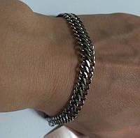Браслет мужской из серебра 925 и весом 9,50г, фото 1