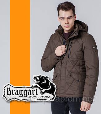 Braggart Evolution 1462   Мужская ветровка коричневая, фото 2