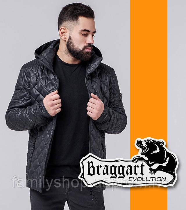 Braggart Evolution 1358   Мужская ветровка графитовая