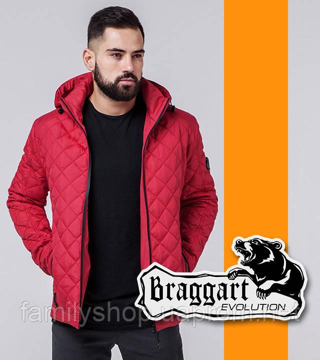 Braggart Evolution 1358 | Мужская ветровка красная