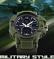 Спортивно-тактические часы  SKMEI #1040 (милитари)