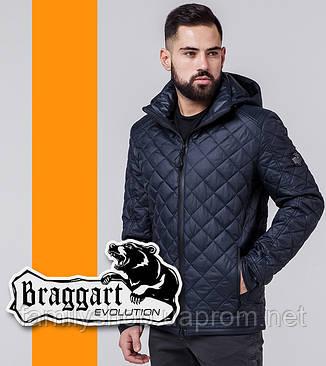 Braggart Evolution 1358 | Мужская ветровка синяя, фото 2