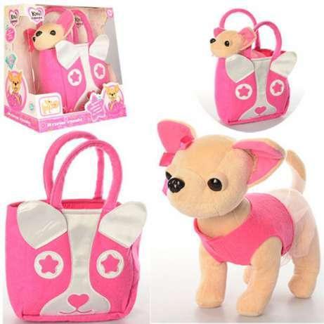 Собачка в сумочке Кикки 3641
