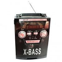 Радиоприемник Kanon KN-63REC, музыкальная колонка радио