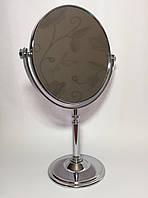Зеркало косметическое. Размер 32Х20 см.