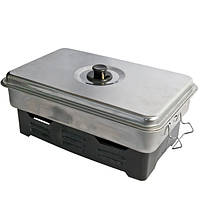 Коптилка для рыбы Energofish EnergoTeam Outdoor Fish Smoker на спиртовках (74928000)