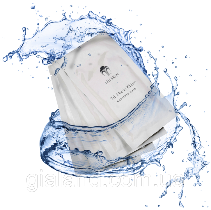Маска для лица «Сияние» Nu Skin Radiance Mask