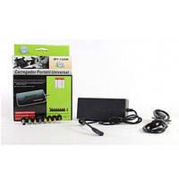 Сетевой адаптер питания для ноутбука  MY-120W (8 съемных разъемов)