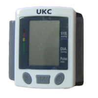 Электронный прибор для измерения артериального давления на запястье BP 210