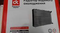 """Радиатор водяного охлаждения Ода Орбита москвич 2717-2126 """"DK"""""""