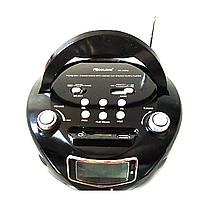 Бумбокс колонка часы MP3 Golon RX 669Q