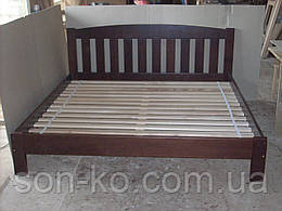 Двоспальне ліжко Альфа