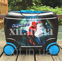 Детский чемодан каталка Человек паук. Детский чемодан каталка.Чемодан каталка детский. Чемодан спайдермен.