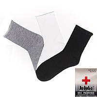 Медицинские носки без резинки мужские Jujube F510