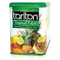 Чай Tarlton Тропические фрукты  250 гр ж/б
