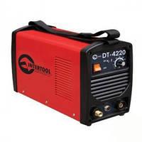 Сварочный инвертор Intertool для аргоно-дуговой сварки 230В, 4.5кВт, 10-200А (арт. DT-4220)