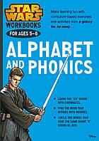 Star Wars Workbooks. Alphabet and Phonics