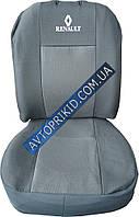 Авточехлы для сидения Renault Logan MCV (5 мест) 2013-> (АВ-Текс)