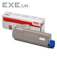 Тонер-картридж OKI C610 cyan (44315323)